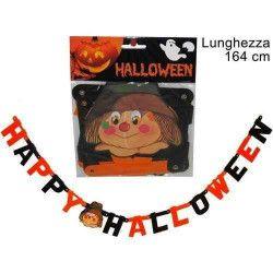 Guirlande Happy Halloween Déco festive 15762
