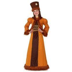 Déguisement princesse russe fille 7-9 ans Déguisements 15854