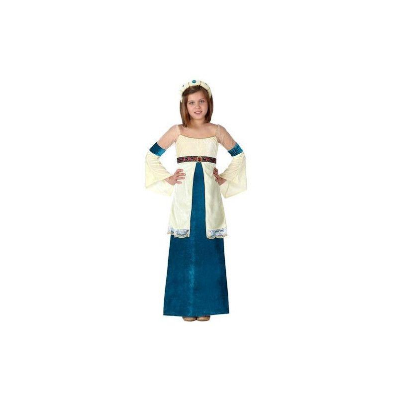 Déguisement dame médiévale fille 3-4 ans Déguisements 15872