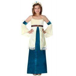 Déguisement dame médiévale fille 7-9 ans Déguisements 15874