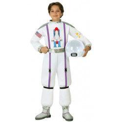 Déguisements, Déguisement Astronaute garçon taille 4-6 ans, 16013, 29,90€