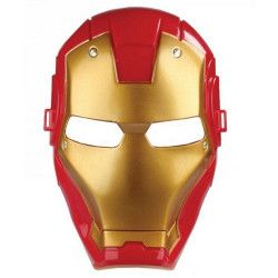 Masque robot en plastique adulte Accessoires de fête 70612