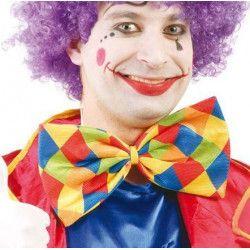 Noeud papillon clown Accessoires de fête 16013GUIRCA