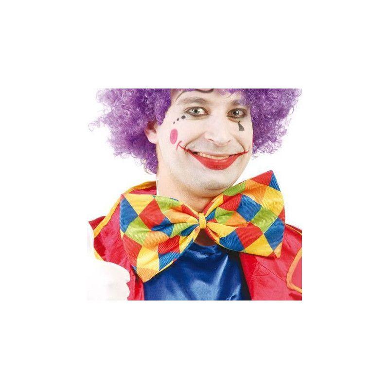 Accessoires de fête, Noeud papillon clown, 16013GUIRCA, 3,10€