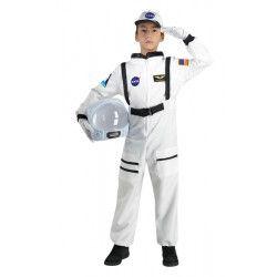 Déguisements, Déguisement astronaute garçon 12 ans, 87512CLOWN, 29,90€