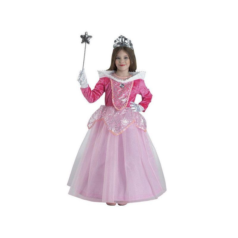 Déguisement La Belle au Bois Dormant fille 8 ans luxe Déguisements 98908