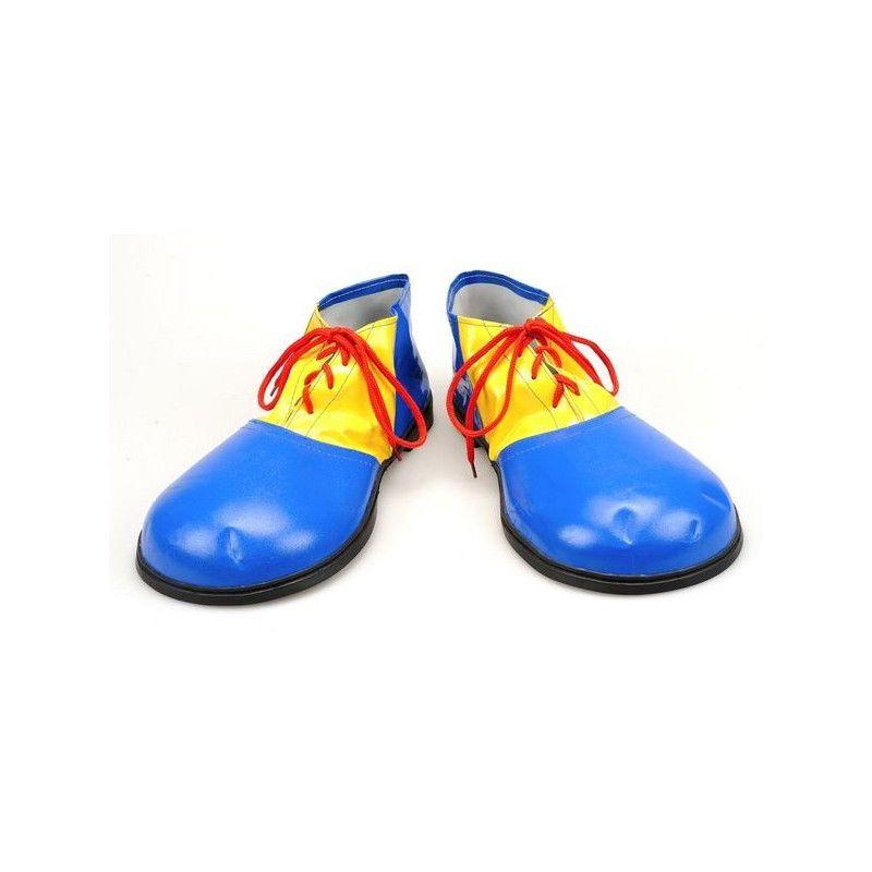 Chaussures de clown géantes Accessoires de fête 100320