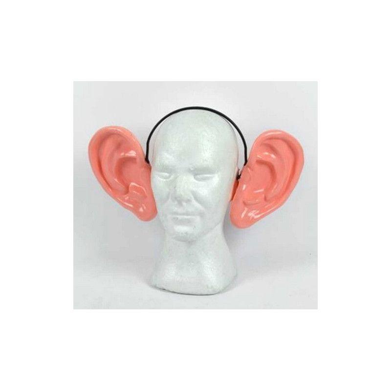 Serre-tête avec grandes oreilles Accessoires de fête 22373