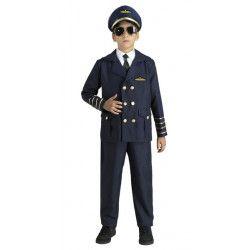 Déguisement pilote garçon 4 ans Déguisements 88304