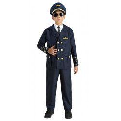 Déguisements, Déguisement pilote garçon 6 ans, 88306, 29,90€