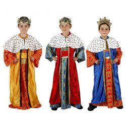 Déguisement roi mage garçon 3-4 ans Déguisements 96335