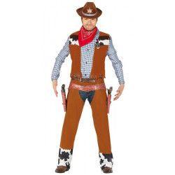 Déguisement cowboy adulte taille L Déguisements 88592