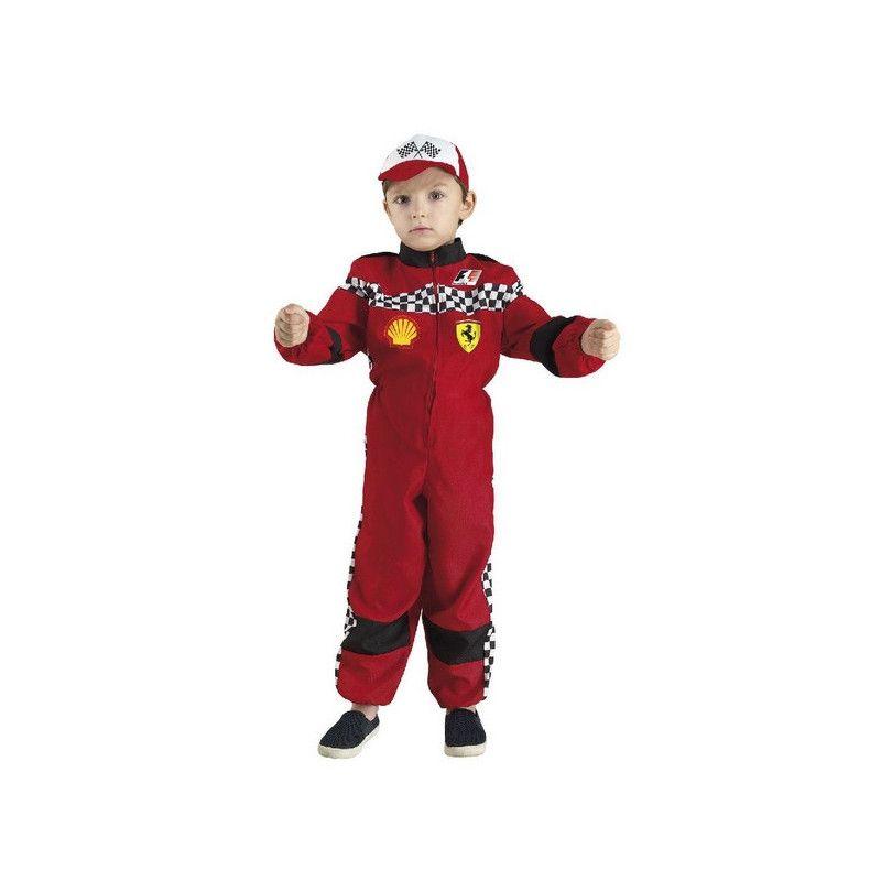 Déguisement pilote de course garçon 4 ans Déguisements 88404