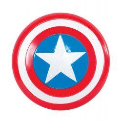 Bouclier en mousse Captain America™ Accessoires de fête I-34868