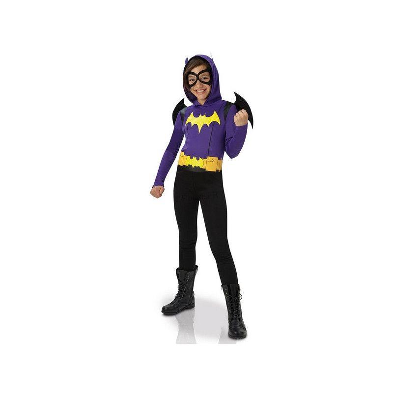 Déguisements, Déguisement classique Batgirl DC Superhéro Girls™ fille taille 7-8 ans, I-630017L, 22,90€