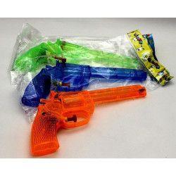 Pistolet à eau transparent 27 cm vendu par 16 Jouets et articles kermesse 00547-LOT