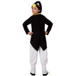 Déguisements, Déguisement Pingouin garçon âge 4-6 ans, 16079, 22,90€