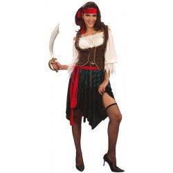Déguisement pirate des Caraïbes femme Déguisements 89881