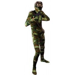 Déguisement Kolalapo militaire homme Déguisements 30026