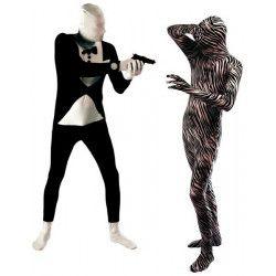 Costume Kolalapo- tuxedo homme Déguisements 30027