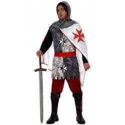 Déguisements, Déguisement de Soldat Médiéval taille M/L, 10137, 39,70€