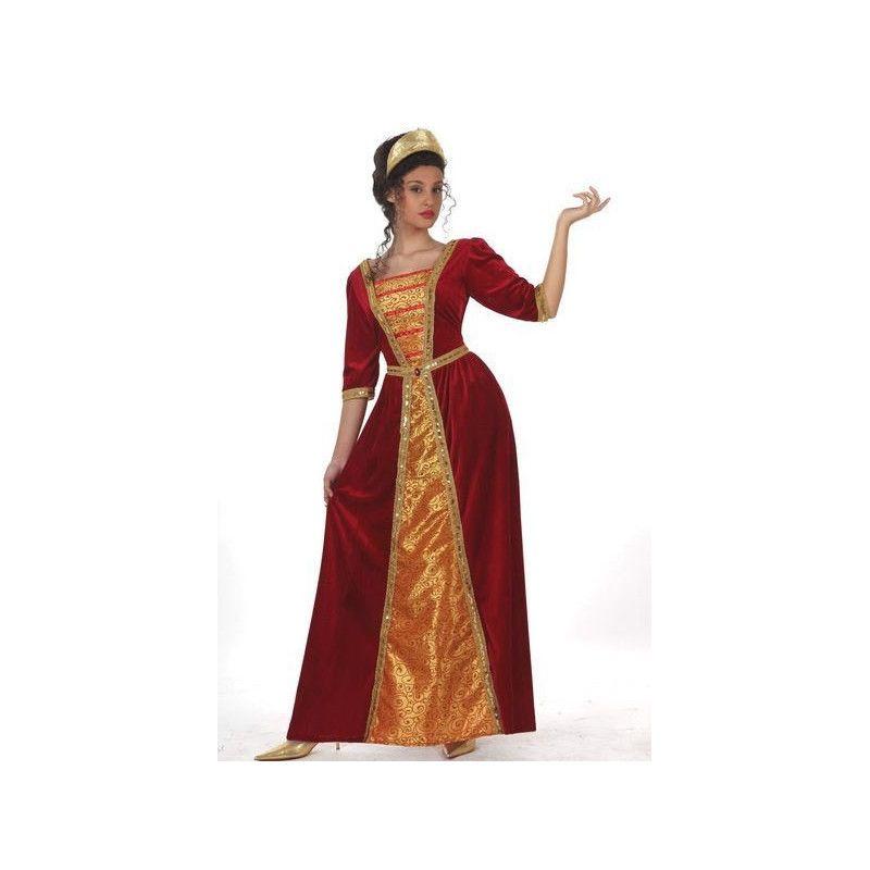 Déguisements, Déguisement Princesse médiévale taille M/L, 10139, 29,90€