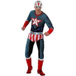 Déguisement Super-Héros homme taille M-L 8422259102434