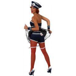 Déguisements, Déguisement femme marin sexy taille M/L, 10263, 23,50€