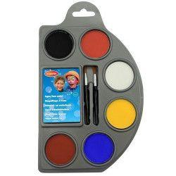 Palette maquillage 6 coloris 5414635032216