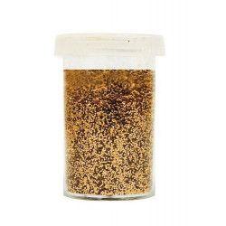 Paillettes cuivre en pot de 50 gr Déco festive 02013-98