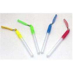 Bâton lumineux à led 19 cm vendu par 24 Jouets et articles kermesse 08131-LOT
