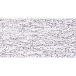 Déco festive, Ruban de table glitter argent 10x5cm, 0820-80, 3,40€