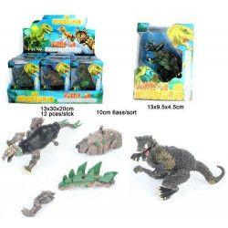 Puzzle animal dinosaure 10 cm 3588270010006