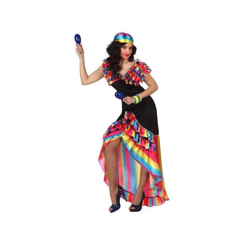 Déguisement danseuse de Rumba femme taille M-L Déguisements 10199