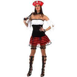 Déguisements, Déguisement Pirate sexy femme taille XL, 10232, 27,50€