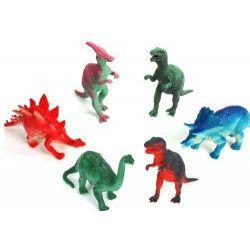 Animal dinosaure PVC 10 cm kermesse vendu par 48 Jouets et articles kermesse 10259-LOT