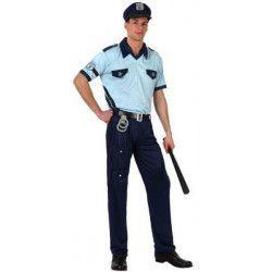 Déguisement policier homme taille XL Déguisements 10275