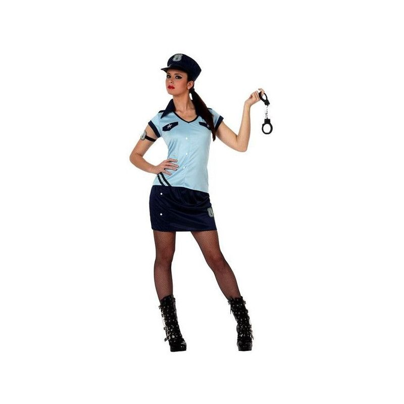 Déguisements, Déguisement femme policier taille S, 10276, 23,90€
