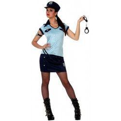 Déguisement femme policier taille M/L Déguisements 10277
