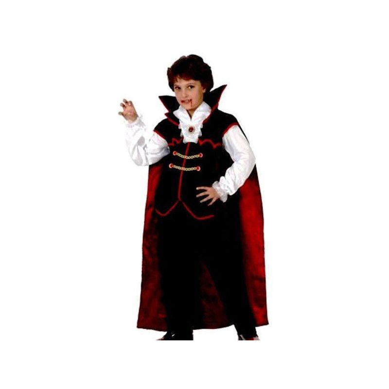 Déguisements, Déguisement de Vampire gothique 3-4 ans, 10328, 32,90€