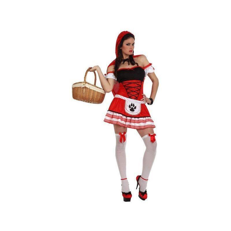 Déguisements, Déguisement Chaperon rouge sexy femme taille M/L, 10549, 24,90€