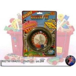 Jeu de roulette de casino Jouets et kermesse 1064203