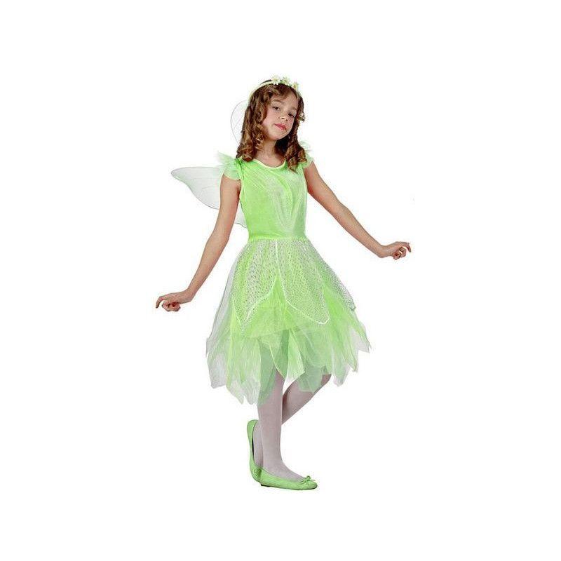 Déguisements, Déguisement Fée verte fille 3-4 ans, 10732, 22,90€