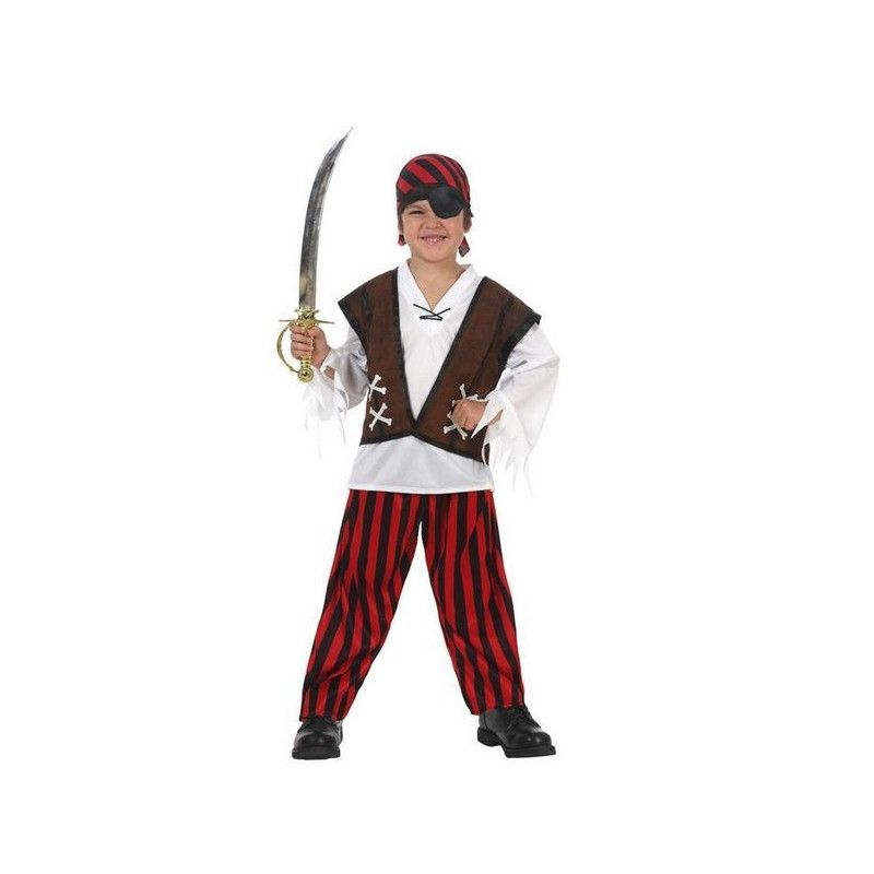 Déguisement capitaine pirate enfant 7-9 ans Déguisements 10913
