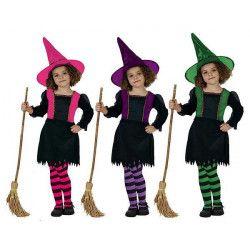 Déguisement sorcière avec gilet fille 4-6 ans Déguisements 5449