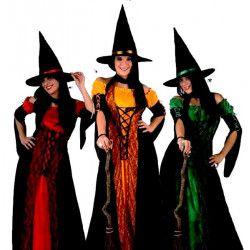 Déguisement sorcière femme taille M-L Déguisements 4931