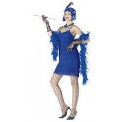 Costume charleston femme taille L Déguisements 74175