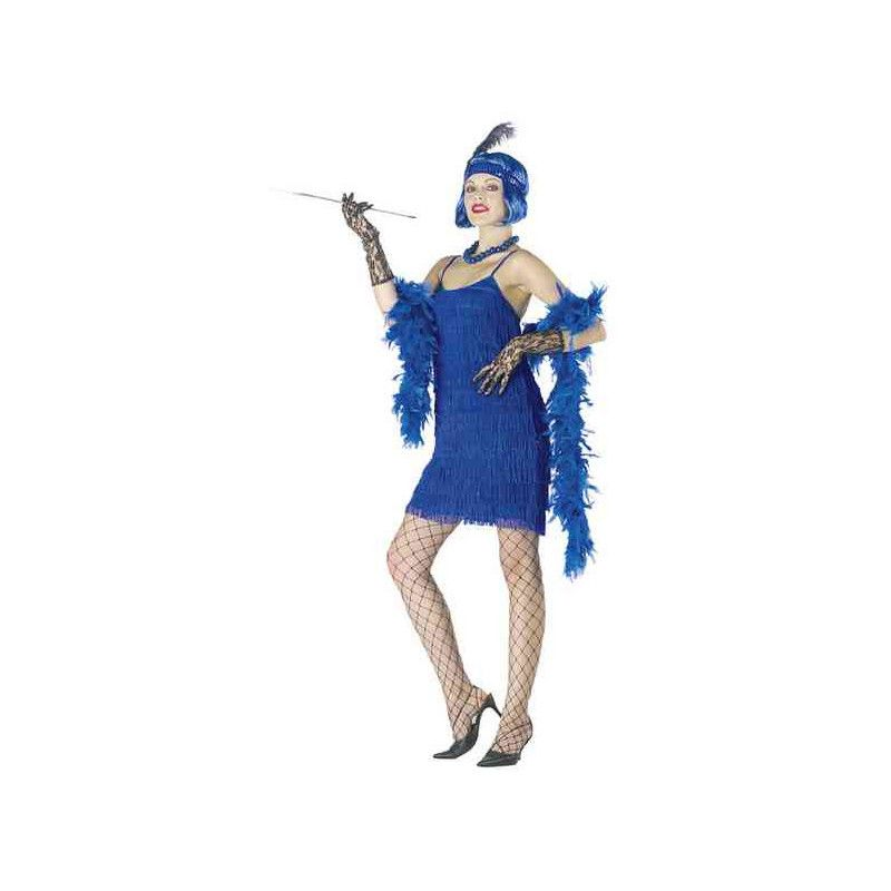 Déguisements, Costume charleston femme taille L, 74175, 24,90€