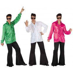 Déguisements, Costume disco homme taille M-L, 6043ATOSA, 24,90€