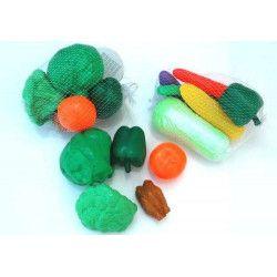 Légumes en plastique Jouets et kermesse 60973